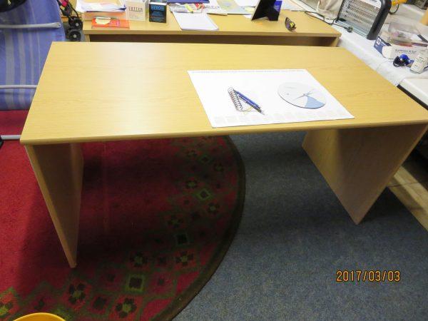 Große Schreibtische Und Bürostuhl Fn Kleinanzeigen